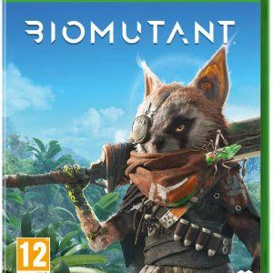 Xbox One: Biomutant