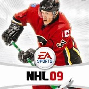 Xbox 360: NHL 09 (käytetty)