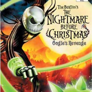 PS2: Tim Burtons the nightmare before chistmas (käytetty)