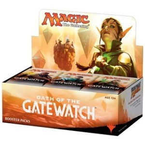 Oath of the Gatewatch Booster Display Box