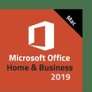 Microsoft Office Home &: Business 2019 for MAC (latauskoodi)