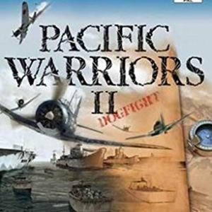 PS2: Pacific Warriors 2 Dogfight (käytetty)