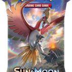 Pokemon: Sun & Moon 3 Burning Shadows Booster