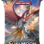 Pokemon: Sun & Moon 3 Burning Shadows Booster