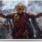Ultra Pro MTG Playmat Theros Beyond Death: Tymaret, Chosen from Death