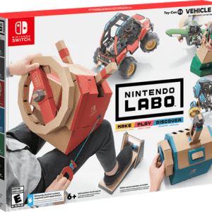 Switch: Nintendo Labo Toy-Con 03: Vehicle Kit