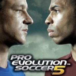 PSP: Pro Evolution Soccer 5 (käytetty)