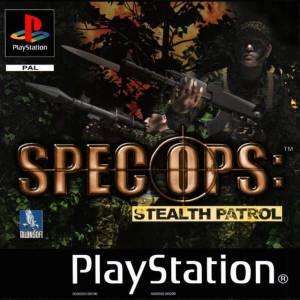 PS1: Spec Ops Stealth Patrol (käytetty)