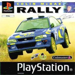 PS1: Colin McRae Rally (käytetty)