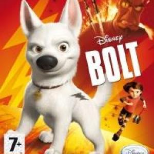 PS2: Disneyïs Bolt (käytetty)