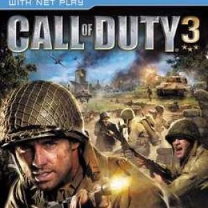 PS2: Call Of Duty 3 (käytetty)