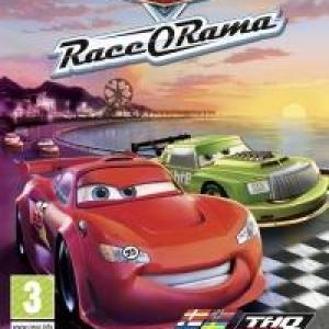 PS2: Cars / Autot Race-O-Rama (käytetty)