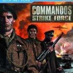 PS2: Commandos Strike Force (käytetty)