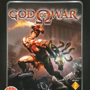 PS2: God Of War (platinum) (käytetty)