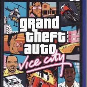 PS2: GTA Vice City