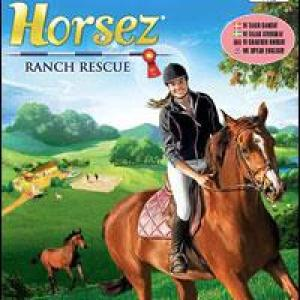 PS2: Horsez Ranch Rescue (käytetty)