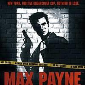 PS2: Max Payne (käytetty)