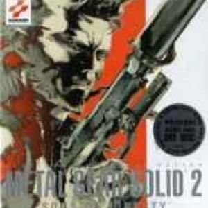 PS2: Metal Gear Solid 2 Sons of Liberty (käytetty)