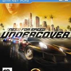 PS2: Need For Speed Undercover (käytetty)