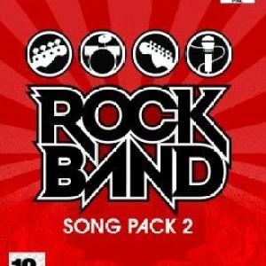 PS2: Rock Band Song Pack 2 (käytetty)