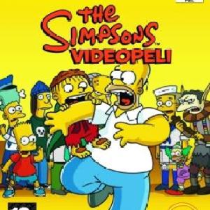 PS2: Simpsons The Videogame (käytetty)