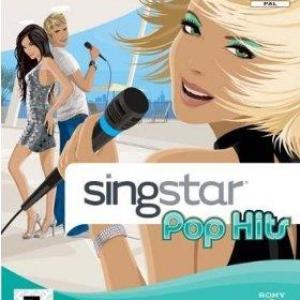 PS2: Singstar Pop Hits (käytetty)