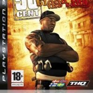 PS3: 50 Cent: Blood On The Sand (käytetty)