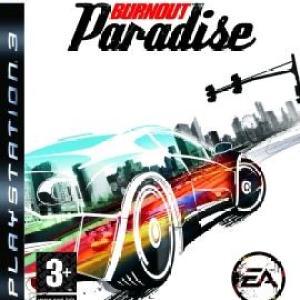 PS3: Burnout Paradise (käytetty)