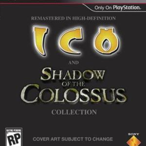 PS3: Ico & Shadow Of Colossus HD (käytetty)