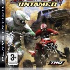 PS3: MX vs. Atv Untamed (käytetty)