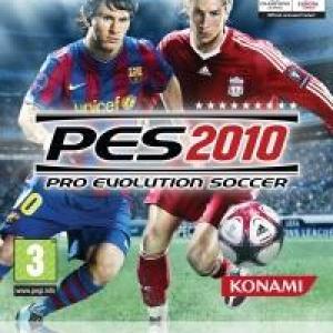 PS3: Pro Evolution Soccer 10 (käytetty)