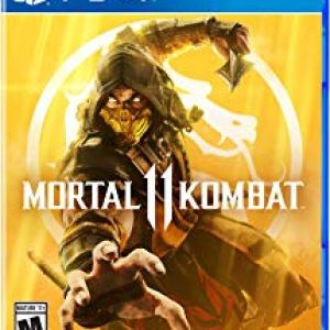 PS4: Mortal Kombat 11