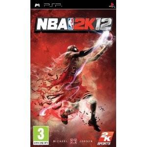PSP: NBA 2K12 (käytetty)