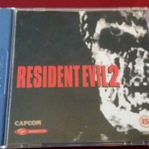 Retro: Resident Evil 2 (Dreamcast) (käytetty)