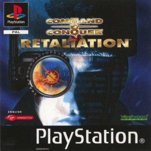 PS1: Command & Conquer Retaliation (käytetty)