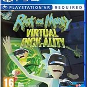 PS4: Rick and Mortys Virtual Rick-Ality (VR)