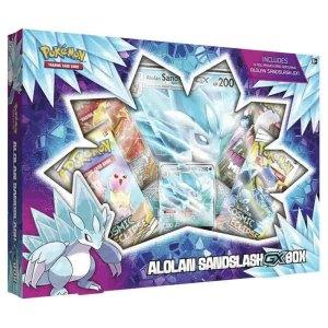 Alolan Sandslash (January) GX Box
