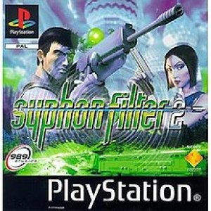 PS1: Syphon Filter 2 (käytetty)