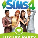 The Sims 4: Luxury Party Stuff (latauskoodi)