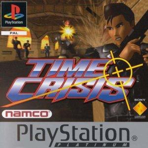 PS1: Time Crisis Platinum  (Väärät kannet)) (käytetty)
