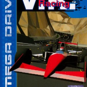 Retro: Virtua Racing (Sega Mega Drive) (käytetty)