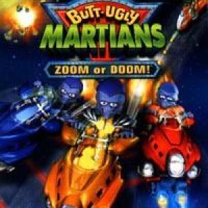 PS2: Butt-Ugly Martians Zoom Or Doom! (käytetty)