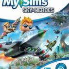 Wii: MySims SkyHeroes (käytetty)