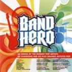 Wii: Band Hero (peli) (käytetty)