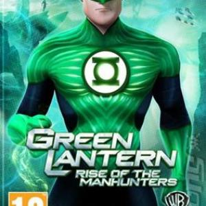 Wii: Green Lantern: Rise of The Manhunters