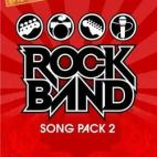 Wii: Rock Band Song Pack 2 (käytetty)