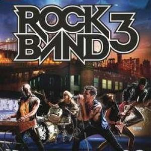 Wii: Rock Band 3 (käytetty)