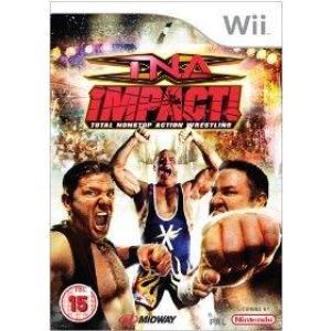 Wii: TNA Impact! (käytetty)