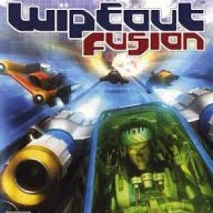 PS2: Wipeout Fusion (käytetty)