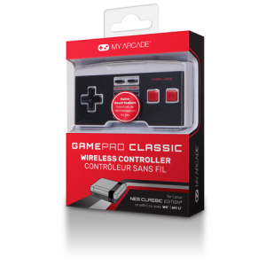 Retro: Mini NES Classic GamePad